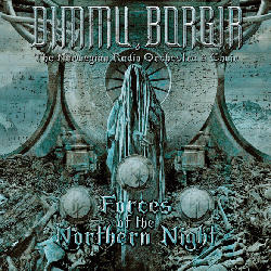 Hardrock & Metal CDs - Dimmu Borgir - Forces Of The Northern Night [CD]
