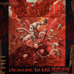 Hardrock & Metal CDs - Kreator - Pleasure to Kill-Remastered [CD]