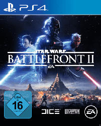 PlayStation 4 Spiele - Star Wars Battlefront II: Standard Edition [PlayStation 4]