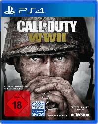 PlayStation 4 Spiele - Call of Duty: WWII - Standard Edition [PlayStation 4]