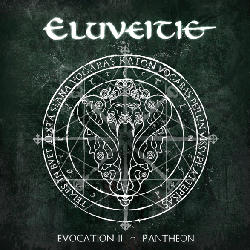 Hardrock & Metal CDs - Eluveitie - Evocation II-Pantheon [CD]