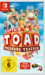Nintendo Switch Spiele - Captain Toad: Treasure Tracker [Nintendo Switch]