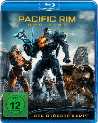 Blu-ray Science Fiction & Fantasy - Pacific Rim: Uprising [Blu-ray]