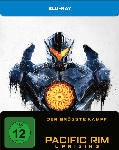 Media Markt Blu-ray Steelbooks - Pacific Rim: Uprising - Limitiertes Steelbook [Blu-ray]
