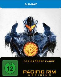 Blu-ray Steelbooks - Pacific Rim: Uprising - Limitiertes Steelbook [Blu-ray]