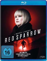 Blu-ray Krimi & Thriller - Red Sparrow [Blu-ray]