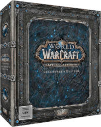 PC Games - World of Warcraft: Battle for Azeroth - Collector's Edition [PC]
