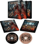 Media Markt Hardrock & Metal CDs - Powerwolf - The Sacrament Of Sin (Exklusive Limited 2CD Mediabook + kostenloses Medallion) [CD + Buch]