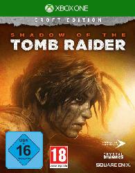 Xbox One Spiele - Shadow of the Tomb Raider (Croft Edition) [Xbox One]