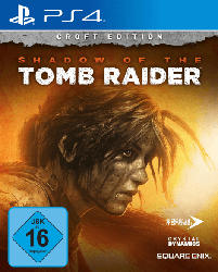 PlayStation 4 Spiele - Shadow of the Tomb Raider (Croft Edition) [PlayStation 4]
