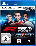 Media Markt PlayStation 4 Spiele - F1 2018 Headline Edition [PlayStation 4]