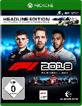 Media Markt Xbox One Spiele - F1 2018 Headline Edition [Xbox One]