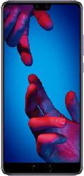 Smartphones - HUAWEI P20 128 GB Twilight Dual SIM