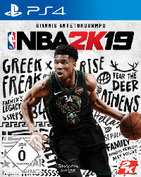 PlayStation 4 Spiele - NBA 2K19 [PlayStation 4]