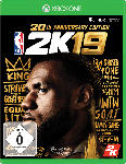 Media Markt Xbox One Spiele - NBA 2K19 (20th Anniversary Edition) [Xbox One]