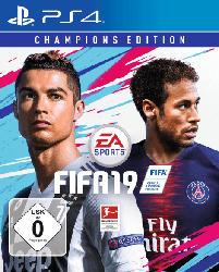 PlayStation 4 Spiele - FIFA 19 Champions Edition (Nur Online) [PlayStation 4]