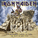 Hardrock & Metal CDs - Iron Maiden - Somewhere Back In Time - The Best Of 1980-1989 [CD]