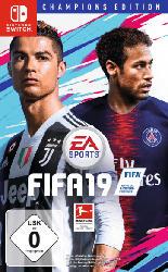 Nintendo Switch Spiele - FIFA 19 Champions Edition (Nur Online) [Nintendo Switch]