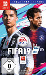 Media Markt Nintendo Switch Spiele - FIFA 19 Champions Edition (Nur Online) [Nintendo Switch]