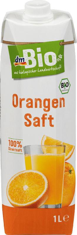 dmBio Saft, Orangen-Saft