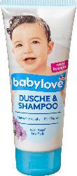 babylove Babyshampoo Dusche & Shampoo