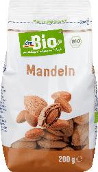 dmBio Mandeln, braun, ungeschält