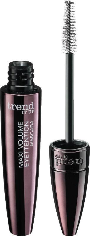 trend IT UP Wimperntusche Maxi Volume Eyettention Mascara