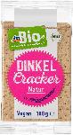dm-drogerie markt dmBio Cracker, Dinkel natur