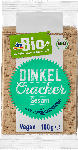 dm-drogerie markt dmBio Cracker, Dinkel mit Sesam