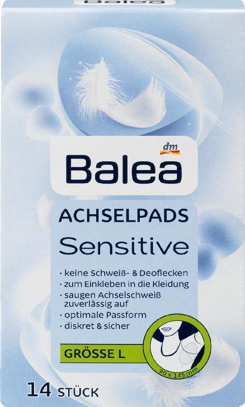 Balea Deo Achselpads Sensitive Größe L