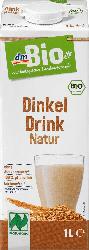 dmBio Pflanzendrink, Dinkel Drink natur