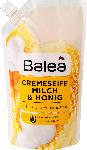 dm-drogerie markt Balea Flüssigseife Milch & Honig Nachfüllpackung