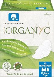 Organyc Ultra-Binde + Flügel