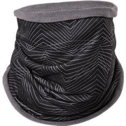 Wende-Thermofleece-Kragen, schwarz