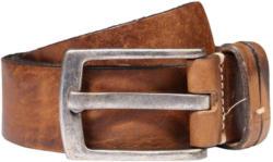 Ledergürtel ´Basic´ in Used-Optik
