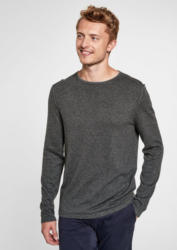 s.Oliver BLACK LABEL Feinstrick-Pulllover mit Seide