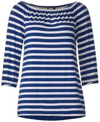 Streifenstyle Carmenshirt