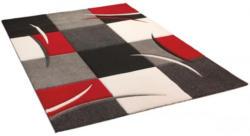 Teppich Diamond ca. 80 x 150 cm rot