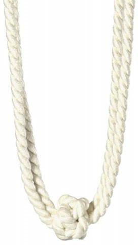 Raffhalter, ca. 60cm, beige