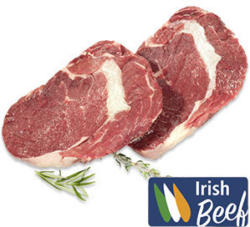 Irland Dry Aged Ribye Steak Tipperary,  je 100 g