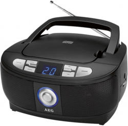 AEG UKW-Stereoradio mit CD-Player »SR 4379«