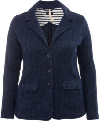 FRAPP Blazer-Jacke mit Woll-Anteil