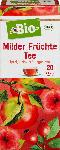 dm-drogerie markt dmBio Früchte-Tee milde Früchte (20x2,5g)