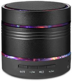 Bluetooth®-Lautsprecher mit Lichteffekten