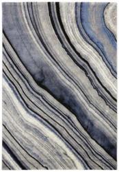 Webteppich Cosmo Blau 80x150cm