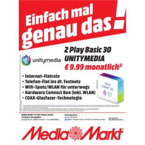 Multimedia Angebote Prospekt Frankfurt