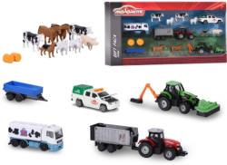 Majorette - Big Farm Theme Set
