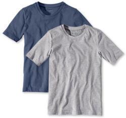 2 T-Shirts aus Bio-Baumwolle