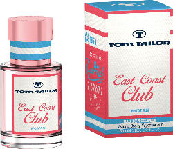 Tom Tailor Eau de Toilette East Coast Club Woman