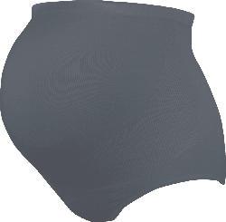 Naturana Schwangerschaftsslip dark grey, Größe L